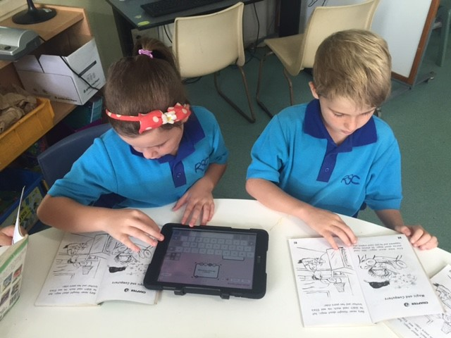 BYO iPad Program Prep to Year 6